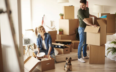 Pros of Renting with a Pet